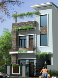 1500 sqft, 3 bhk BuilderFloor in Vastu Platinum Paradise Tower Mahalakshmi Nagar, Indore at Rs. 36.5000 Lacs
