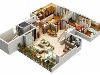850 sqft, 2 bhk Apartment in Builder Project Sector 16 Vashi, Mumbai at Rs. 1.2000 Cr