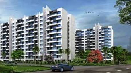 834 sqft, 1 bhk Apartment in Pharande Woodsville Phase 3 Moshi, Pune at Rs. 40.0000 Lacs