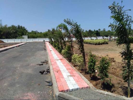 480 sqft, Plot in Builder Ishwaryam Thanigai Avenue Kelambakkam, Chennai at Rs. 6.7200 Lacs