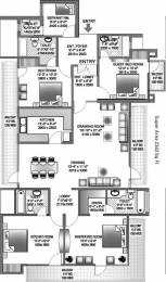 2340 sqft, 4 bhk Apartment in SRS Dwarka Next Sector 11 Dwarka, Delhi at Rs. 3.1500 Cr