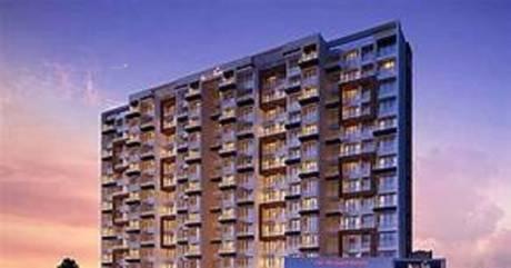 448 sqft, 1 bhk Apartment in Gami Trixie Ulwe, Mumbai at Rs. 80.0000 Lacs