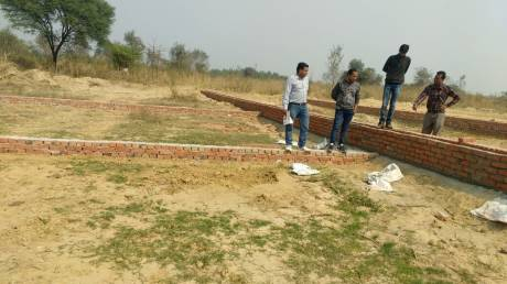 800 sqft, Plot in Shine Paradise Garden Itaunja, Lucknow at Rs. 6.8000 Lacs