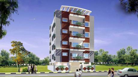 1020 sqft, 2 bhk Apartment in Builder Project ISRO Layout, Bangalore at Rs. 56.1000 Lacs