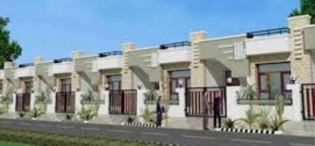 1100 sqft, 2 bhk IndependentHouse in Nalanda Builders Nalanda Town Shamshabad Road, Agra at Rs. 36.0000 Lacs
