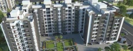 1260 sqft, 2 bhk Apartment in Shyam Elegance Jodhpur Village, Ahmedabad at Rs. 63.0000 Lacs