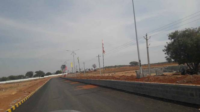 200 sqft, Plot in JB Serene County Ibrahimpatnam, Hyderabad at Rs. 15.2000 Lacs