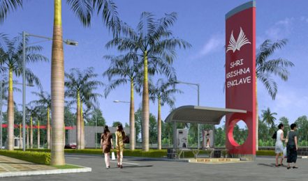 600 sqft, 1 bhk IndependentHouse in Shri Krishna Enclave Bardari, Indore at Rs. 14.5100 Lacs