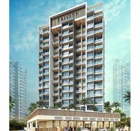 1320 sqft, 2 bhk Apartment in Tricity Promenade Seawoods, Mumbai at Rs. 1.9500 Cr