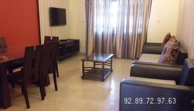 1500 sqft, 2 bhk Apartment in Builder Khanna Properties Janakpuri, Delhi at Rs. 15000
