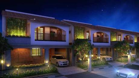 1950 sqft, 3 bhk Villa in Bluejay Malgudi Villas Anjanapura, Bangalore at Rs. 1.6000 Cr