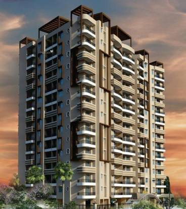599 sqft, 1 bhk Apartment in Migsun Migsun Roof Raj Nagar Extension, Ghaziabad at Rs. 16.7720 Lacs