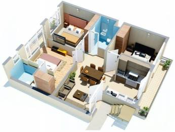 1200 sqft, 3 bhk BuilderFloor in Builder Project Sector 117 Mohali, Mohali at Rs. 36.9000 Lacs