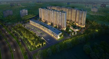 1075 sqft, 2 bhk Apartment in Builder Project Sector 126 Mohali, Mohali at Rs. 48.6000 Lacs