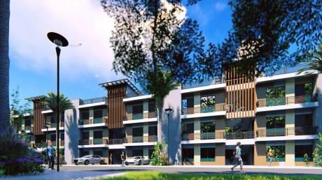560 sqft, 1 bhk BuilderFloor in Builder City Heart Mohali, Mohali at Rs. 12.9000 Lacs