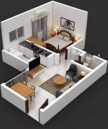 526 sqft, 1 bhk Apartment in Provident Park Square Talaghattapura, Bangalore at Rs. 27.0000 Lacs
