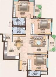 1660 sqft, 3 bhk Apartment in Brigade Omega Subramanyapura, Bangalore at Rs. 80.0000 Lacs