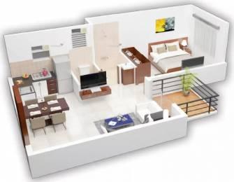 500 sqft, 1 bhk Apartment in Pashmina Lagoon Residences Budigere Cross, Bangalore at Rs. 19.0000 Lacs