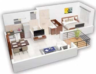 525 sqft, 1 bhk Apartment in Pashmina Lagoon Residences Budigere Cross, Bangalore at Rs. 19.9500 Lacs