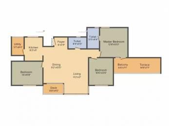 1754 sqft, 3 bhk Apartment in Mahaveer Sitara JP Nagar Phase 5, Bangalore at Rs. 1.5100 Cr