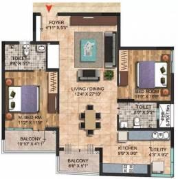 1299 sqft, 2 bhk Apartment in Salarpuria Sattva Celesta Ramamurthy Nagar, Bangalore at Rs. 90.0000 Lacs