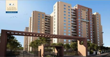 992 sqft, 2 bhk Apartment in Salarpuria Sattva Laurel Heights Jalahalli, Bangalore at Rs. 61.0000 Lacs