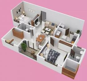 1140 sqft, 3 bhk Apartment in Provident Adora De Goa 1 Vasco Da Gama, Goa at Rs. 58.0000 Lacs