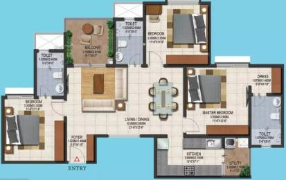 1500 sqft, 3 bhk Apartment in Provident Adora De Goa 1 Balinese Residences Vasco Da Gama, Goa at Rs. 80.0000 Lacs