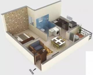 618 sqft, 1 bhk Apartment in Alliance Galleria Residences Pallavaram, Chennai at Rs. 38.0000 Lacs