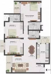 1539 sqft, 3 bhk Apartment in TATA Santorini Mevalurkuppam, Chennai at Rs. 73.5000 Lacs
