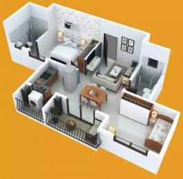 810 sqft, 2 bhk Apartment in Provident Adora De Goa 1 Vasco Da Gama, Goa at Rs. 41.0000 Lacs