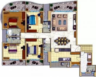 3186 sqft, 4 bhk Apartment in Tata Tritvam Marine Drive, Kochi at Rs. 2.2000 Cr