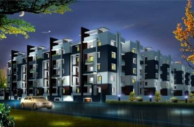 1255 sqft, 2 bhk Apartment in Builder Project Gottigere Lake Road, Bangalore at Rs. 48.7500 Lacs