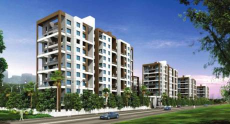1100 sqft, 2 bhk Apartment in Maple Aura County Wagholi, Pune at Rs. 54.0000 Lacs