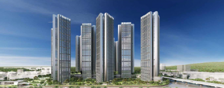 1394 sqft, 3 bhk Apartment in Oberoi Sky City Towers A To D Borivali East, Mumbai at Rs. 2.5000 Cr