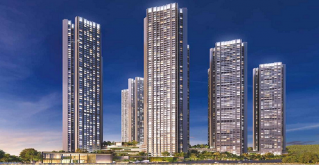 2574 sqft, 4 bhk Apartment in Oberoi Sky City Towers A To D Borivali East, Mumbai at Rs. 5.0000 Cr