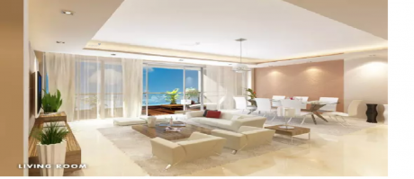 3500 sqft, 4 bhk Apartment in Sunteck Sunteck Signia High Kandivali East, Mumbai at Rs. 5.0000 Cr