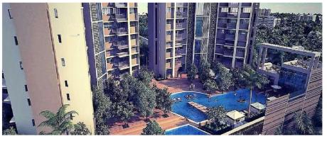 1697 sqft, 3 bhk Apartment in Shapoorji Pallonji Alpine Kandivali East, Mumbai at Rs. 2.1600 Cr