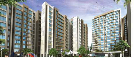 964 sqft, 2 bhk Apartment in Sheth Midori Dahisar, Mumbai at Rs. 1.3300 Cr