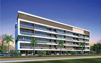 610 sqft, 1 bhk Apartment in Mahaavir Majesty Phase II Taloja, Mumbai at Rs. 27.0100 Lacs
