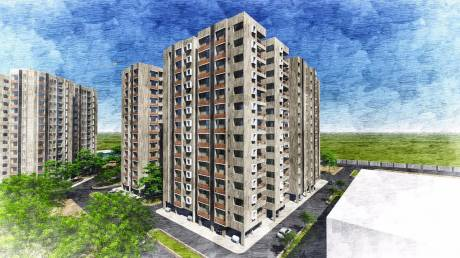 2014 sqft, 4 bhk Apartment in Builder Grand bazaar Phulnakhara, Cuttack at Rs. 68.4620 Lacs