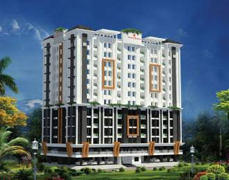 920 sqft, 2 bhk Apartment in Jewel Capital Elamakkara, Kochi at Rs. 56.0000 Lacs