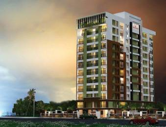 1069 sqft, 2 bhk Apartment in Jewel Radius Edappally, Kochi at Rs. 45.0000 Lacs