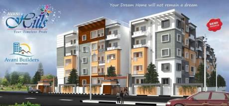 1280 sqft, 2 bhk Apartment in Avani Hills Rajarajeshwari Nagar, Bangalore at Rs. 50.0000 Lacs