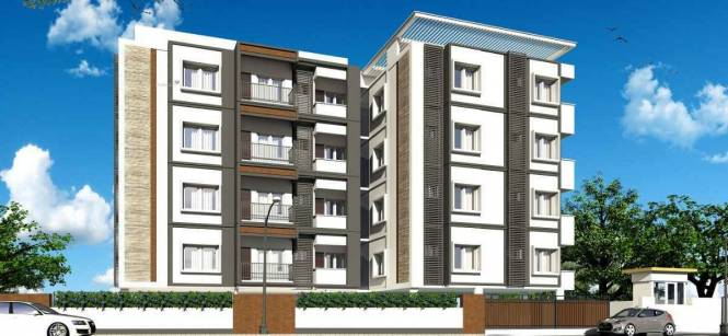 1054 sqft, 2 bhk Apartment in Triguna Palm Grove Yelahanka, Bangalore at Rs. 32.0000 Lacs