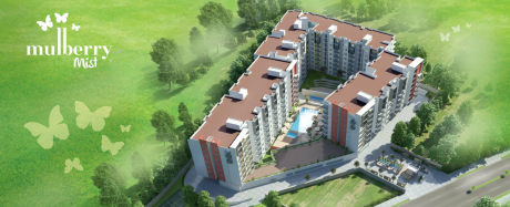 1260 sqft, 2 bhk Apartment in CMRS Mulberry Mist Varthur, Bangalore at Rs. 47.0000 Lacs