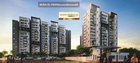 1057 sqft, 2 bhk Apartment in Unicon North Brooks 46 Yelahanka, Bangalore at Rs. 50.0000 Lacs