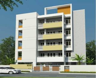 1100 sqft, 2 bhk Apartment in Abhaya Krishna Mohan Residency Horamavu, Bangalore at Rs. 45.0000 Lacs