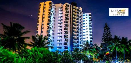 1584 sqft, 3 bhk Apartment in Kumar Princetown Royale Jalahalli, Bangalore at Rs. 88.0000 Lacs