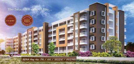 1240 sqft, 2 bhk Apartment in Sai Krupa Harmony Mahadevapura, Bangalore at Rs. 74.0000 Lacs